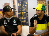 Ricciardo on Merc pace: Don't be bitter, be better