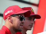 Leclerc: Vettel knows he shouldn't have moved left