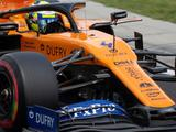 Lando Norris surprised by confidence level after early nerves