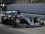 The first test ends with a Mercedes 1-2 even as Ferrari hit trouble