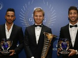 Nico Rosberg officially crowned 2016 F1 champion at FIA gala