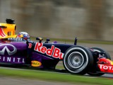 Red Bull confirms Infiniti split