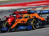 "McLaren F1 team cannot underestimate Ferrari ""strike back"""