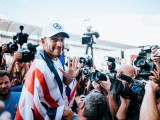Chairman Of Mercedes-Benz Hails 'Legend' Lewis Hamilton On Fifth Title Success