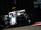 Leclerc, Ericsson Celebrate Double Q3 Appearance for Sauber in Sochi