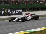 Leclerc satisfied with seventh place finish in Brazil