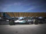 Mercedes leads the way in Friday practice