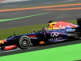 Vettel stays fastest in second practice