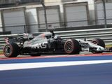 Hamilton Fastest, Haas Misery Continues in US GP Free Practice 3