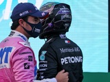 Hamilton: Red Bull will be bigger threat with Perez