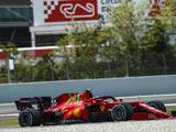 Sainz in sixth after suffering Turn 10 troubles