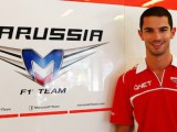 Rossi takes Marussia reserve role after Caterham axe