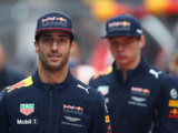 Red Bull pair reprimanded for Baku clash
