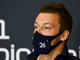 "Chances of being in Formula 1 next season ""very slim"" - Kvyat"