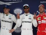 Lewis Hamilton smashes Suzuka lap record to take 71st career pole