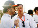 Alonso, McLaren react to split rumours