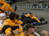 Sainz cleared by stewards, McLaren keeps P3 Constructors' finish