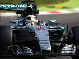 Mercedes impress in first practice at Monza