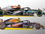 Technical Insight: The setups of Red Bull and Mercedes at Sochi