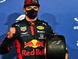 """Verstappen takes advantage of Mercedes """"gremlins"""" to claim 10th F1 win"""