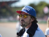 Alonso with 'nothing to say' after Magnussen's Neymar comments