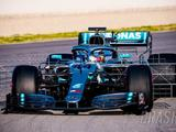 Mercedes rolls out revised W10 for second F1 test