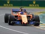 Fernando Alonso in optimistic mood for 2018 season