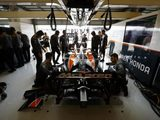 Boullier Reveals 'Smooth' Integration of Renault Power Unit into McLaren Chassis