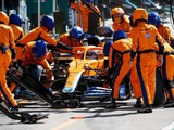 'Pit crew not to blame' for slow Norris stop