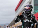 Hamilton battled 'excrutiating pain' during Portuguese GP win