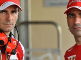 Trio keep Ferrari test gig