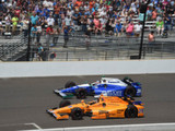 Indy heartbreak for Alonso