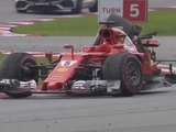 Why Vettel avoided penalty for steering wheel removal