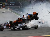 Hulkenberg gets 10-place Monza grid penalty for causing Spa crash