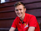 Callum Ilott named as Scuderia Ferrari test driver for 2021