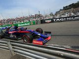 Kvyat 'Satisfied' after Strong Qualifying Performance in Monte Carlo