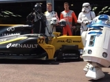 Renault drivers to race in Star Wars suits