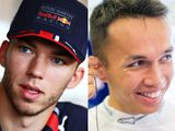 Ruthless Red Bull axe Gasly for Albon