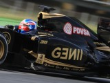 Palmer quickest for Lotus as Barcelona test ends