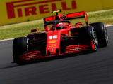 """Leclerc: """"It was a difficult day, but a good one."""" After Mixed Bag British GP for Ferrari"""