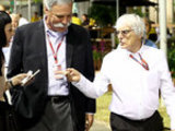 Carey: Difficult for Ecclestone