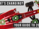 F1 2014: Your simple guide to what's changing