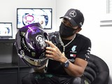 Lewis Hamilton: Still some silence from F1 drivers in anti-racism messaging