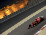 Vettel wins in Bahrain