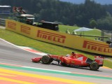 FP3: Vettel goes quickest as rain strikes in Austria