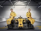 Renault unveil definitive 2016 livery in Australia