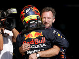 Perez's 'toughest race ever' due to illness, no water