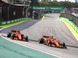 Binotto reveals Leclerc and Vettel's response to Brazil clash