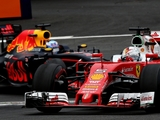 Ferrari request review of Vettel's penalty