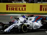 Lance Stroll slams 'ridiculous' Carlos Sainz Jr after Bahrain crash
